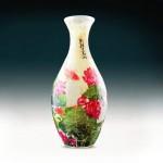 3D Puzzle Vase - Carp with Lotus