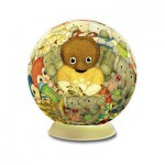 Pintoo-A2610 Plastic Sphere Puzzle- Cool Bear's Toyshop