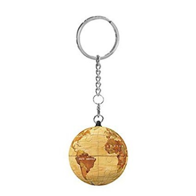 Pintoo-A2842 Keychain 3D Puzzle - Globe