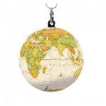 Pintoo-A2843 Keychain 3D Puzzle - Globe