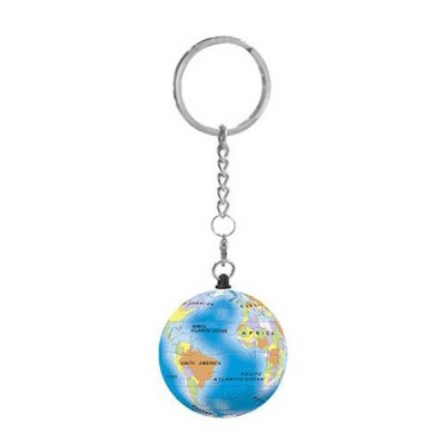 Pintoo-A2901 Keychain 3D Puzzle - Globe