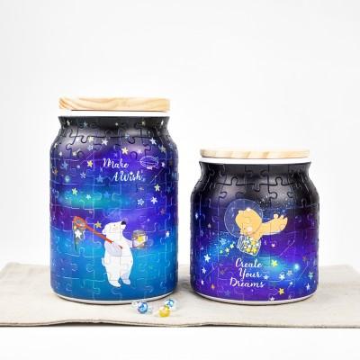 Pintoo-BA1001 3D Puzzle - Jar - Dreams Come True