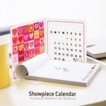 Puzzle  Pintoo-H1476 Calendar showpiece : Love
