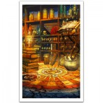 Pintoo-H1494 Plastic Puzzle - Fantasy Magic Room