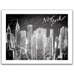 Pintoo-H1525 Plastic Puzzle-New-York City