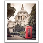 Pintoo-H1535 Plastic Puzzle - St Paul's Cathedral, England