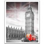 Pintoo-H1538 Plastic Puzzle - Big Ben, England