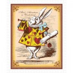 Pintoo-H1544 Plastic Puzzle - Alice's Adventures in Wonderland