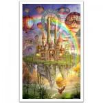 Pintoo-H1562 Plastic Puzzle - Ciro Marchetti : Tarot Town