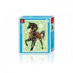 Pintoo-H1595 Plastic Puzzle - Horse