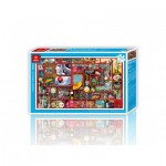 Pintoo-H1656 Plastic Puzzle - The Labyrinth of Life