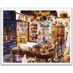 Pintoo-H1667 Plastic Puzzle - Bakery