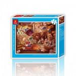 Pintoo-H1743 Plastic Puzzle - Alice in Wonderland