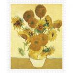 Pintoo-H1773 Plastic Puzzle - Van Gogh Vincent - Sunflowers, 1888