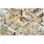 Pintoo-H1775 Plastic Puzzle - Smart - The Office