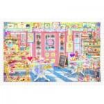 Pintoo-H1793 Plastic Puzzle - Cakeshop