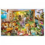 Pintoo-H1802 Plastic Puzzle - Jan Patrik Krasny - Coming to Room