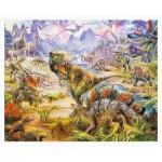 Pintoo-H1920 Plastic Puzzle - Jan Patrik Krasny - Dinosaurs