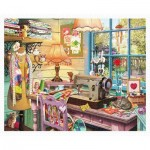 Pintoo-H1932 Plastic Puzzle - Steve Read - Sewing Shed