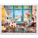 Pintoo-H1986 Plastic Puzzle - Steve Read - Puzzlers Desk