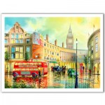 Pintoo-H1996 Plastic Puzzle - Ken Shotwell - Morning in London