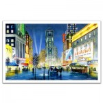 Pintoo-H1997 Plastic Puzzle - Ken Shotwell - Night in New York