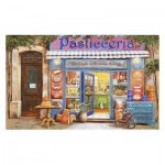 Pintoo-H1998 Plastic Puzzle - Guido Borelli - Pastry Shop