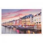 Pintoo-H2010 Plastic Puzzle - Nyhavn Canal in Copenhagen, Denmark