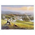 Pintoo-H2015 Plastic Puzzle - John O'Brien - Irish Landscape