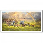 Pintoo-H2061 Plastic Puzzle - Abraham Hunter - New Beginning