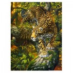 Pintoo-H2078 Plastic Puzzle - Al Agnew - High Intensity