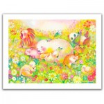 Pintoo-H2110 Plastic Puzzle - Reina Sato - Sweet Dreams