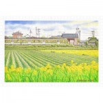 Pintoo-H2139 Plastic Puzzle - Tadashi Matsumoto - Early Summer