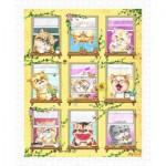 Pintoo-H2140 Plastic Puzzle - Kayomi - Kittens' Morning Routine