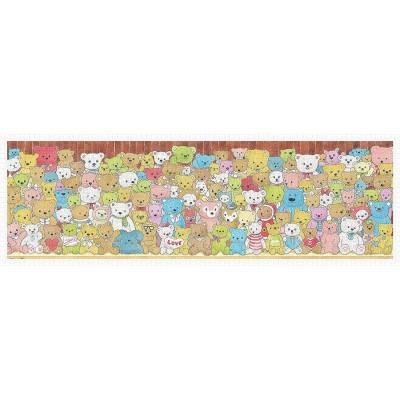 Puzzle Pintoo-H2175 Teddy Shop