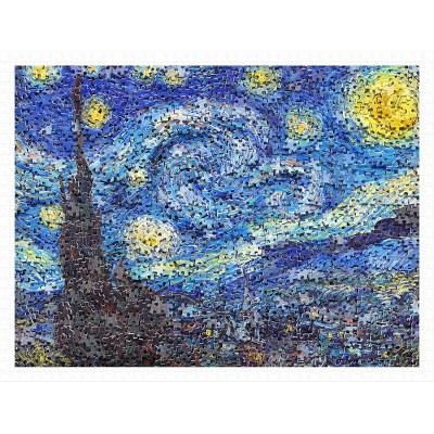 Puzzle Pintoo-H2247 Van Gogh's Starry Night
