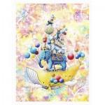 Puzzle  Pintoo-H2321 Yosi - Happy World