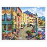 Puzzle  Pintoo-H2322 Bright Embankment