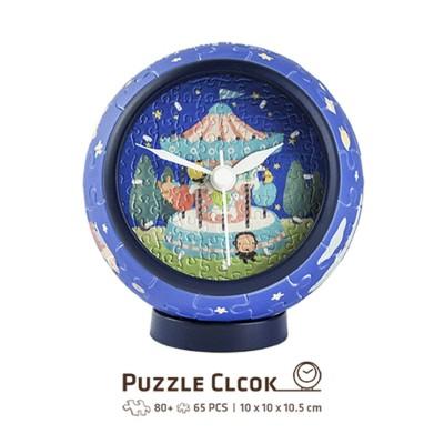 Pintoo-KC1003 3D Puzzle Clock - Young Heart