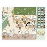 Puzzle   Ms. Cat - Philosopher Cafe