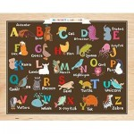 Plastic Puzzle - Alphabet and Animals