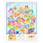 Plastic Puzzle - Kayomi - Kittens in Capsule Machine