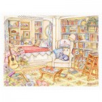 Plastic Puzzle - Kim Jacobs - Undisturbed in The Study