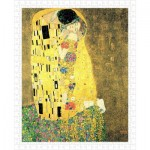 Plastic Puzzle - Klimt Gustav - The Kiss