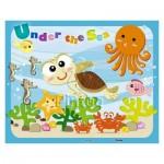 Plastic Puzzle - Under the Sea