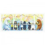 Puzzle   Yosi - Happy Dining Table