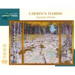 Puzzle  Pomegranate-AA1020 Lawren S. Harris - Autumn Forest