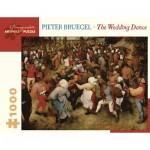 Puzzle  Pomegranate-AA1030 Pieter Bruegel the Elder - The Wedding Dance