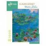 Puzzle  Pomegranate-AA1035 Claude Monet - Water Lilies
