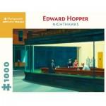 Puzzle  Pomegranate-AA1082 Edward Hopper - Nighthawks